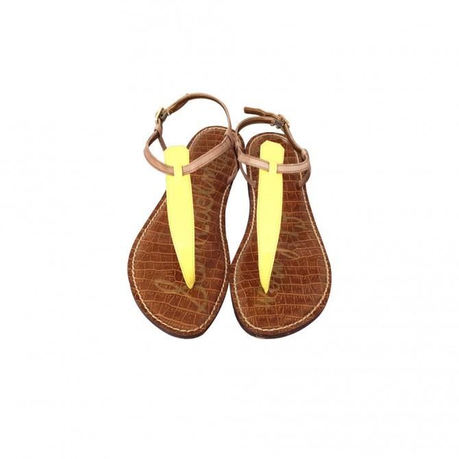 SAM EDELMAN flat sandals