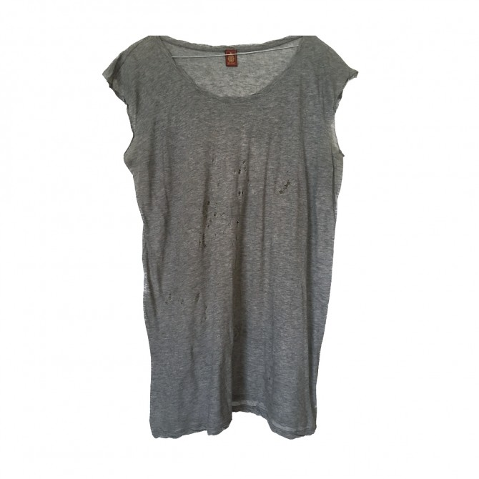 DONUP grey t-shirt