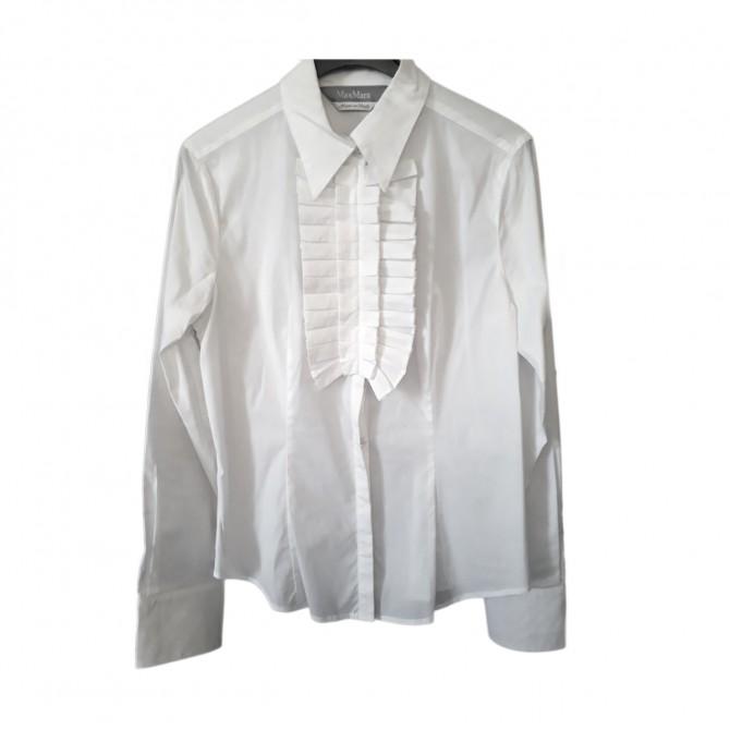 MAX MARA white shirt NEW