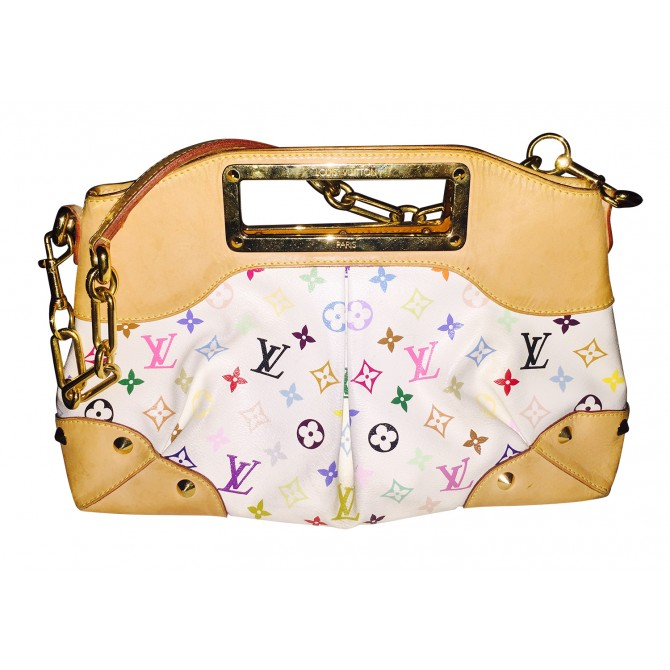FABULOUS LOUIS VUITTON JUDY MM LIMITED EDITION 100%GUARANTEED AUTHENTIC