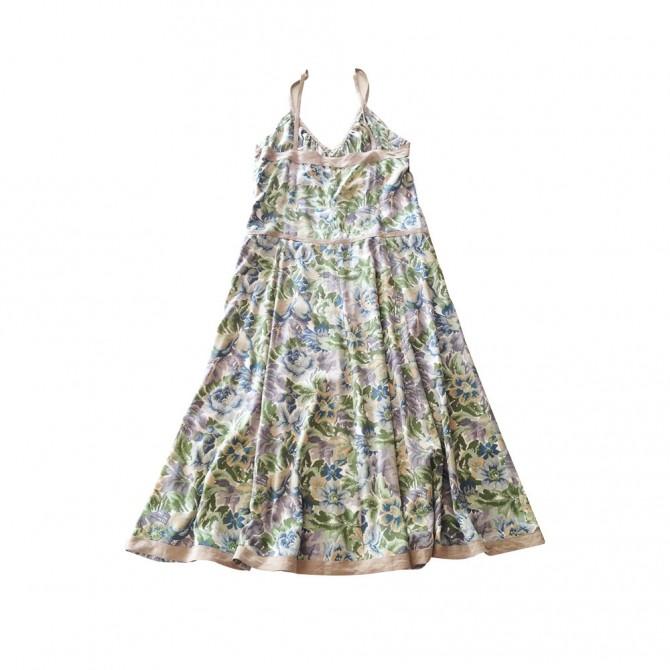 DKNY silk dress