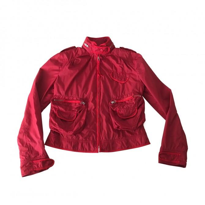 DKNY red light jacket