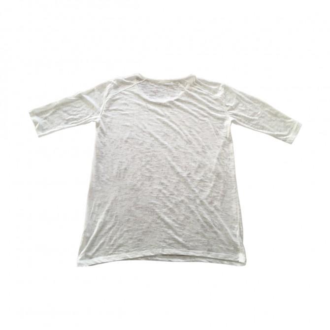 AMERICAN VINTAGE t-shirt three quarters sleeves