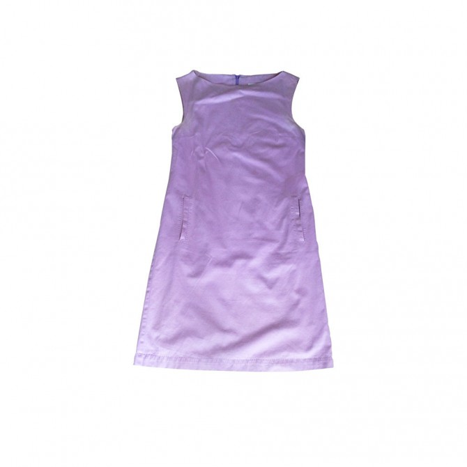 SPORTMAX by MAX MARA lilac dress