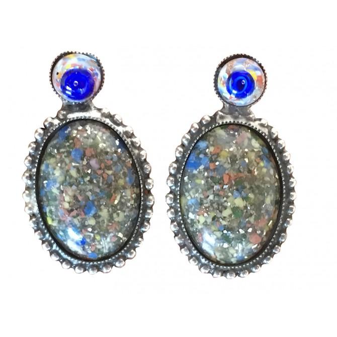 DIMITRIADIS hand made earrings
