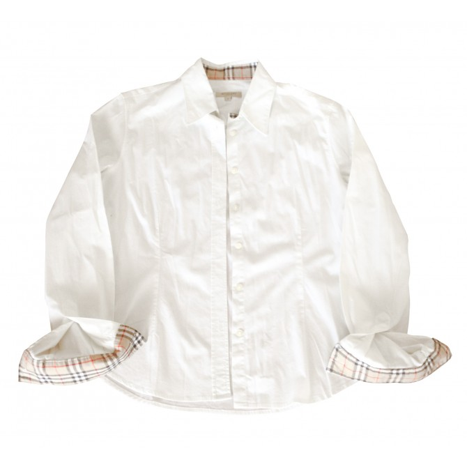 BURBERRY LONDON white shirt