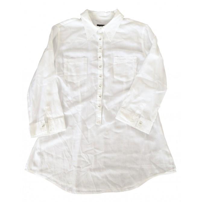 ARMANI JEANS white tunic