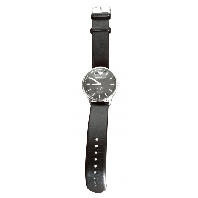 ARMANI black men's watch