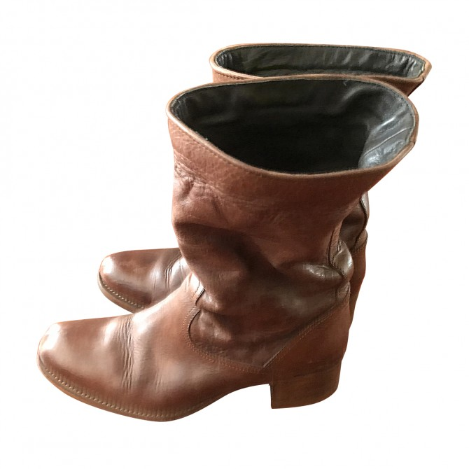 NDC handmade ankle boots