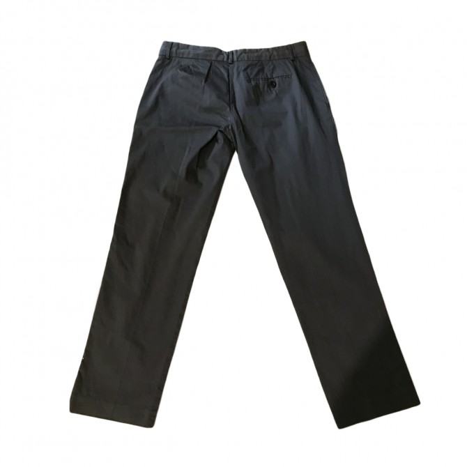 SEE BY CHLOE GRAY TROUSERS US8 OR IT44