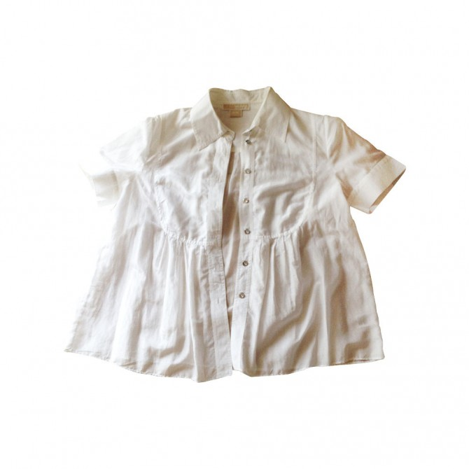 Michael Michael Kors white shirt