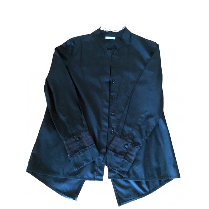 "ZEUS & ΔΙΟΝΕ ""KORE"" hand made black shirt"