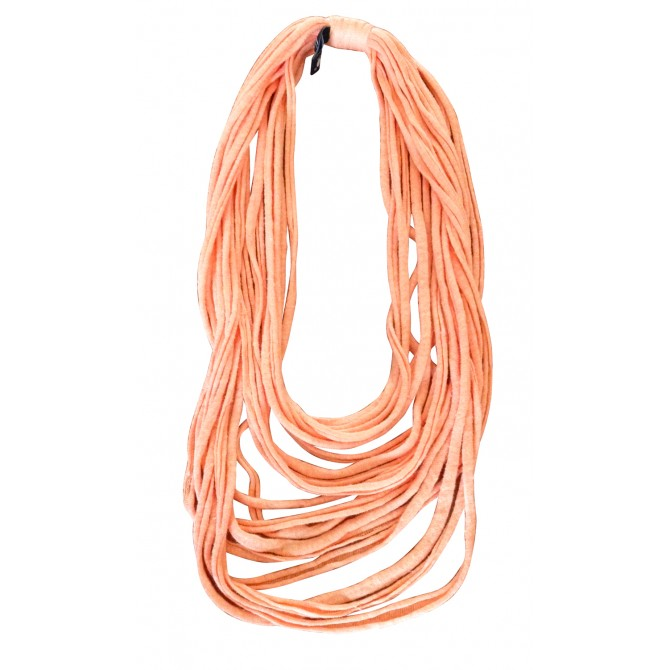 SAAKO handmade cotton necklace
