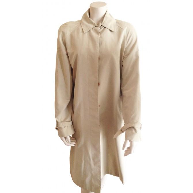 VICTOR VICTORIA beige trench coat
