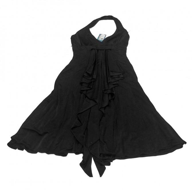 Karen Millen neck halter dress