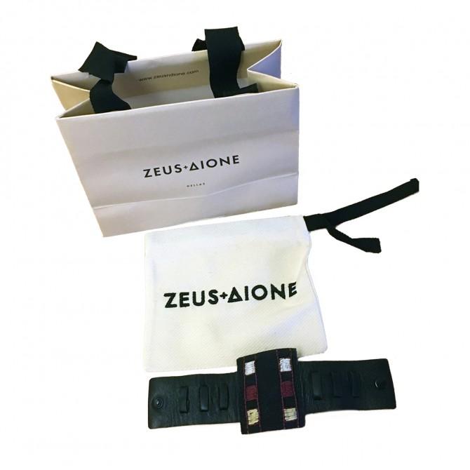 ZEUS & ΔΙΟΝΕ leather bracelet