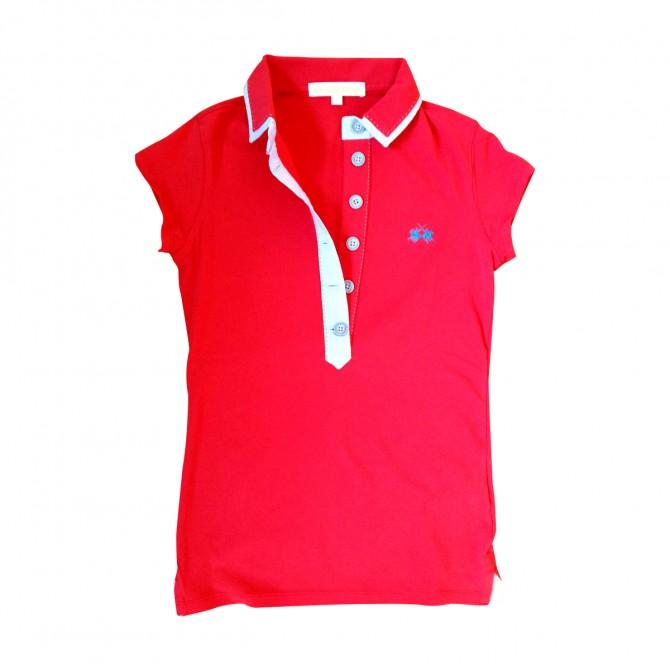 LA MARTINA ladies polo t-shirt