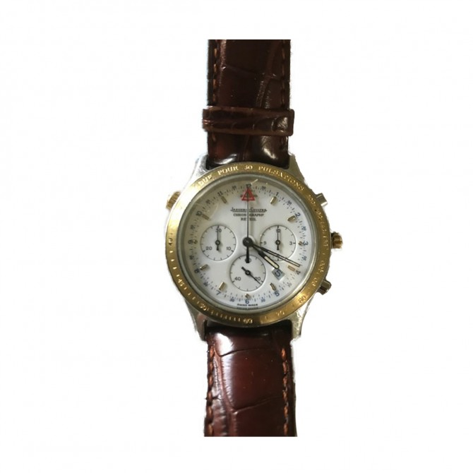 Jaeger Le Coultre Chronograph watch
