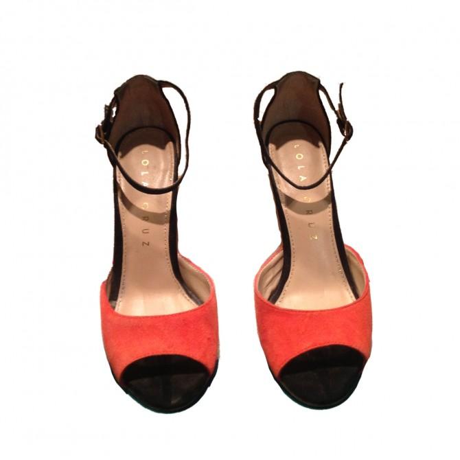 Lola Cruz heels size 37