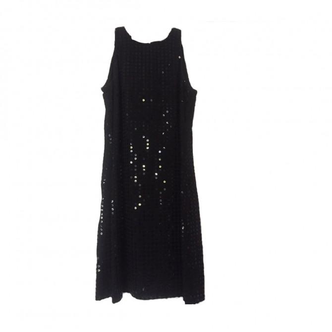 Max Mara mini silk sequined  dress