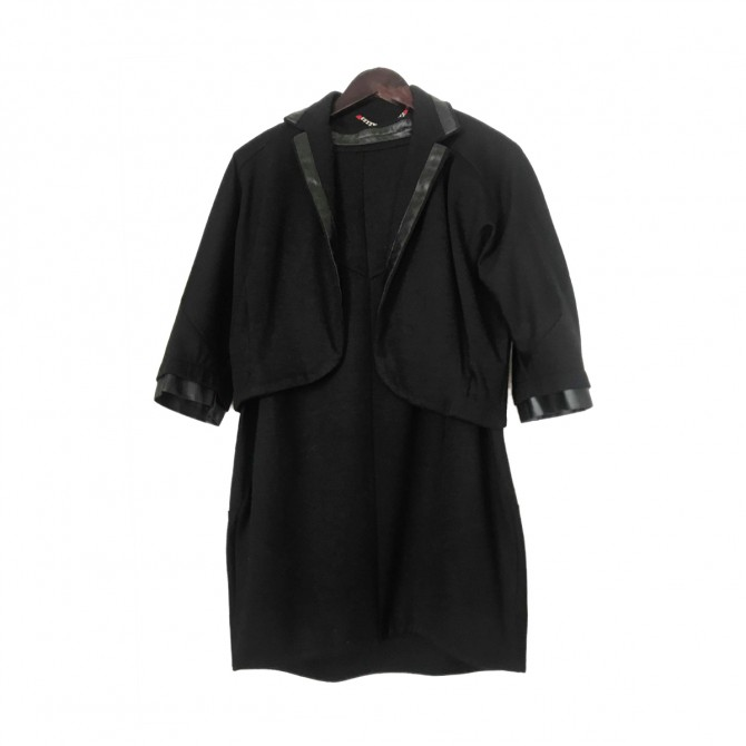 Marc by Marc Jacobs deux pieces dress and jacket
