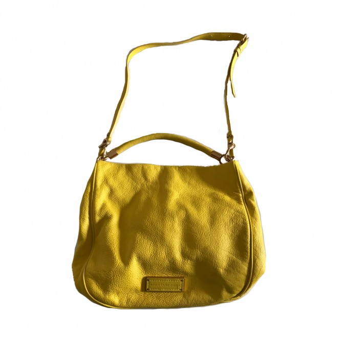 Marc by Marc Jacobs Yellow Crossbody Handbag