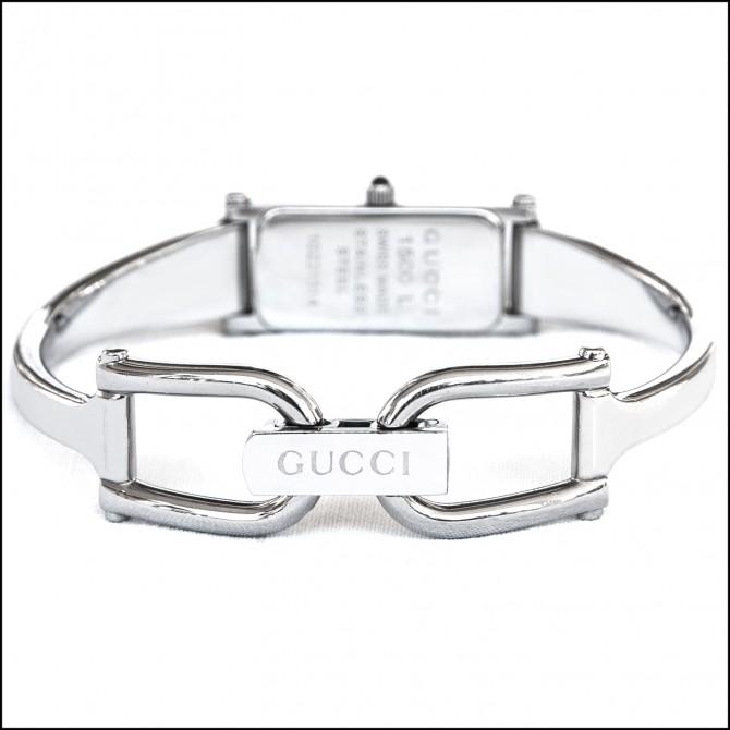 Gucci ladies steel watch