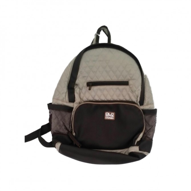 Old Cotton unisex backpack