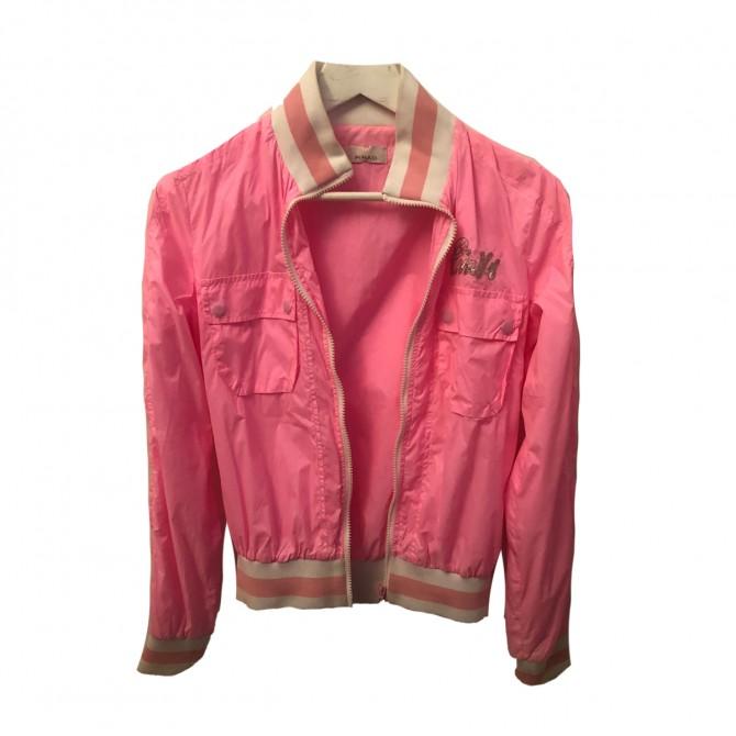 Pinko pink jacket size IT40 or US 4