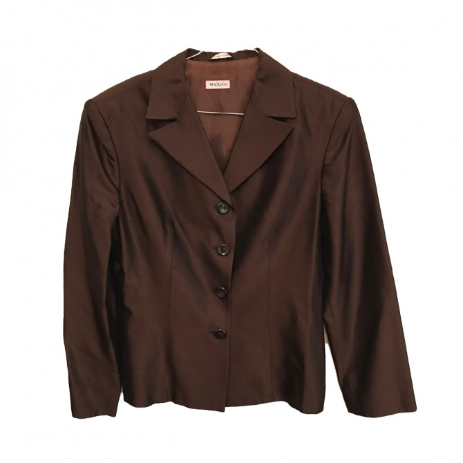 Max & Co Couture Brown Jacket