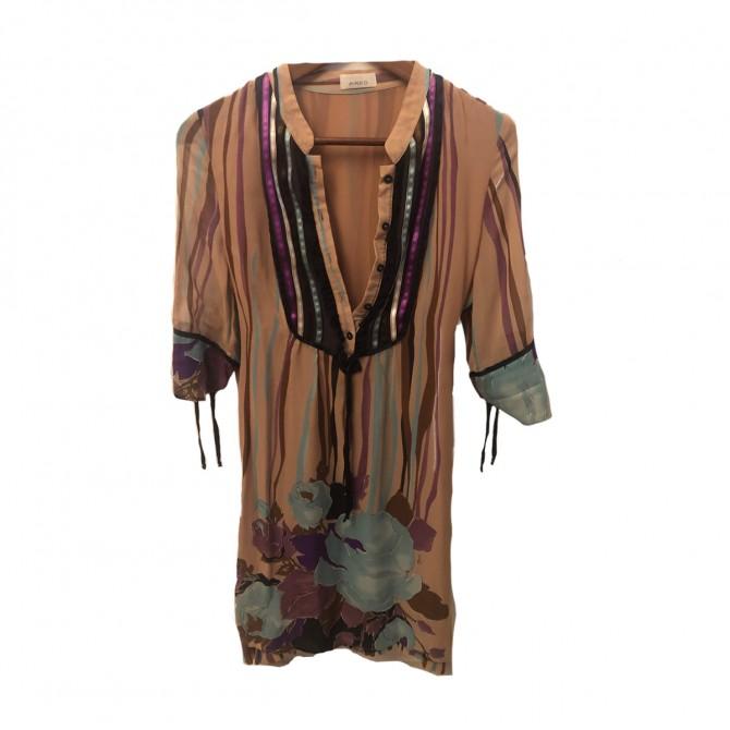 Pinko silk dress size IT 42