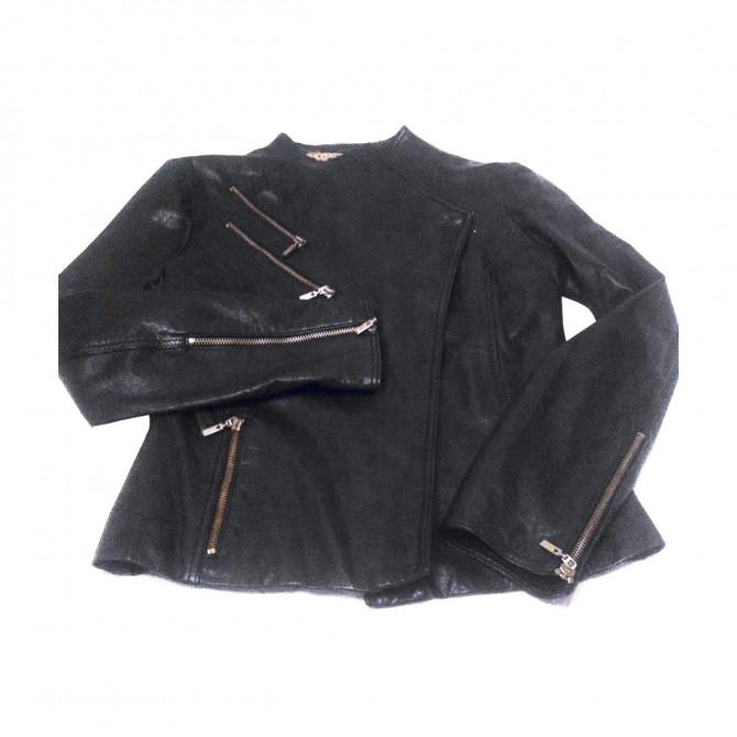 Enamuel Ungaro fever line biker jacket never used