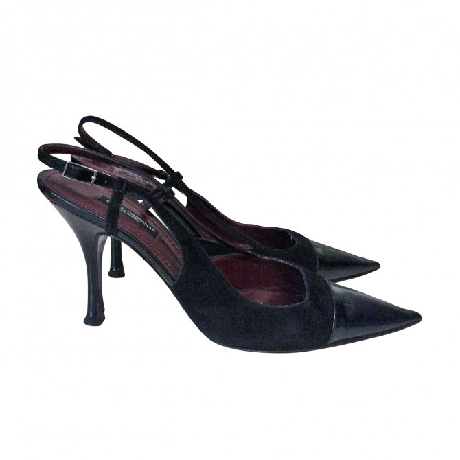 Dolce Gabbana Sling Back heels