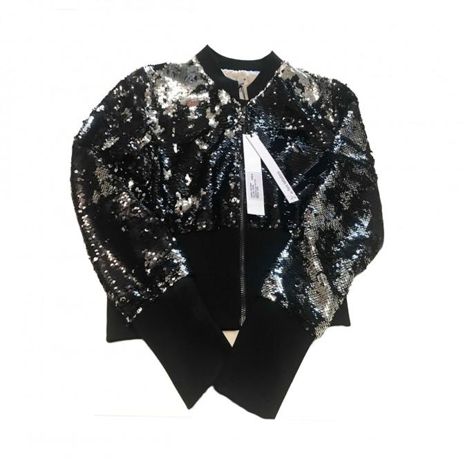 PARIS VALTADOROS palletes bomber jacket