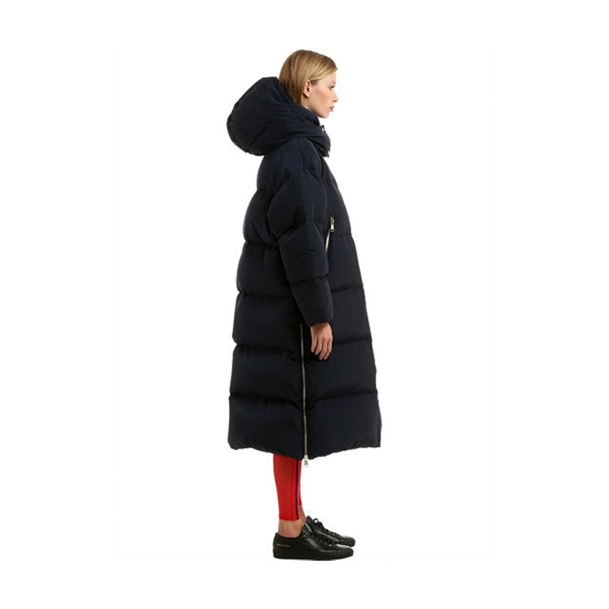 7f1686cc0 GIGI HADID X TOMMY HIFLIGER collection long puffer coat