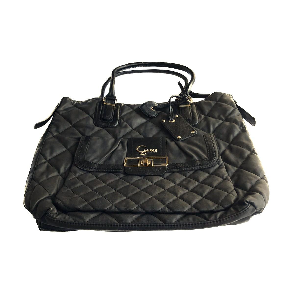Guess Dark Brown handbag - Women  a08f62b2e0dfb