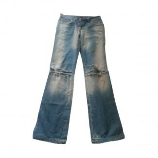 DOLCE & GABANNA Vintage label jeans size IT 40