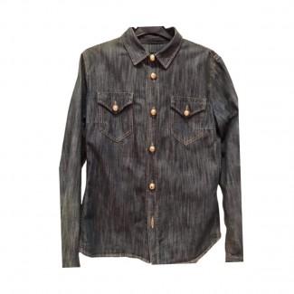 DSQUARED2 denim waist shirt size IT 46