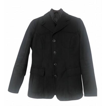 Brooksfield grey blazer with sleeveless puffer size IT 44