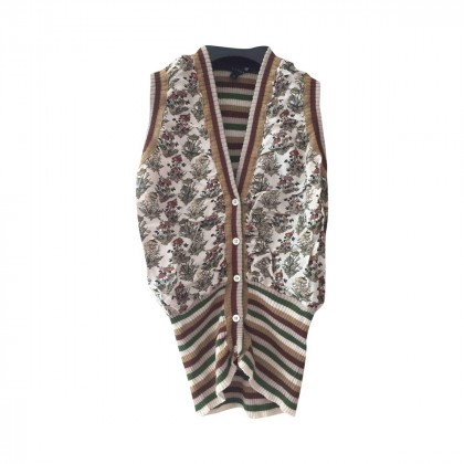GUCCI wool and silk top size S