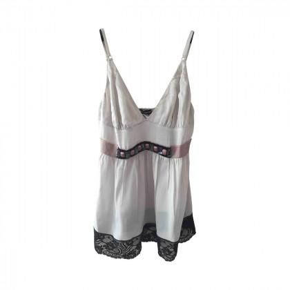 DOLCE & GABBANA silk top size IT44