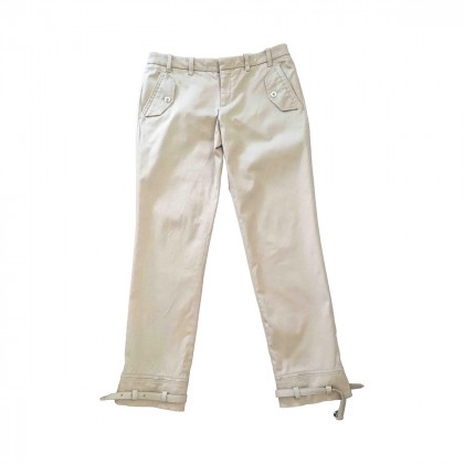 GUCCI straight pants size IT38