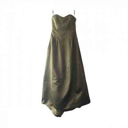 ESCADA SILK LONG EVENING DRESS BRAND NEW TAGS ON