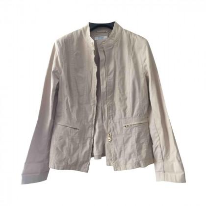 ESCADA SPORT beige cotton jacket