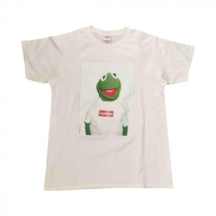 SUPREME KERMIT T-SHIRT LIMITED EDITION SIZE L