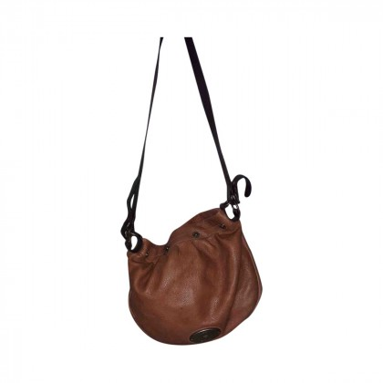 MULBERRY MITZY CAMEL LEATHER BAG