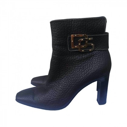 DOLCE & GABBANA ankle boots size IT37 1/2