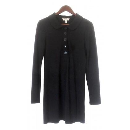 BURBERRY black wool dress