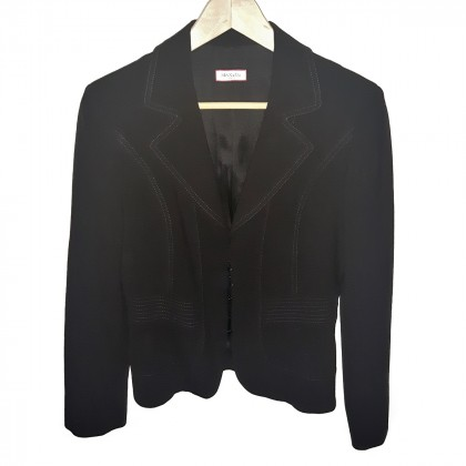 Max and co black suit jacket.