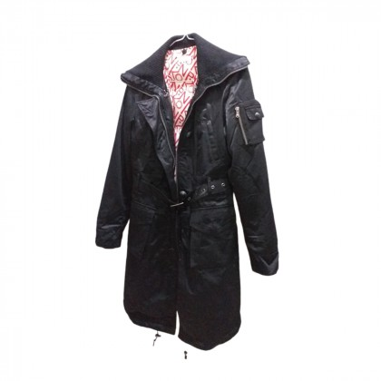 Pinko coat jacket with removable lining size IT 44